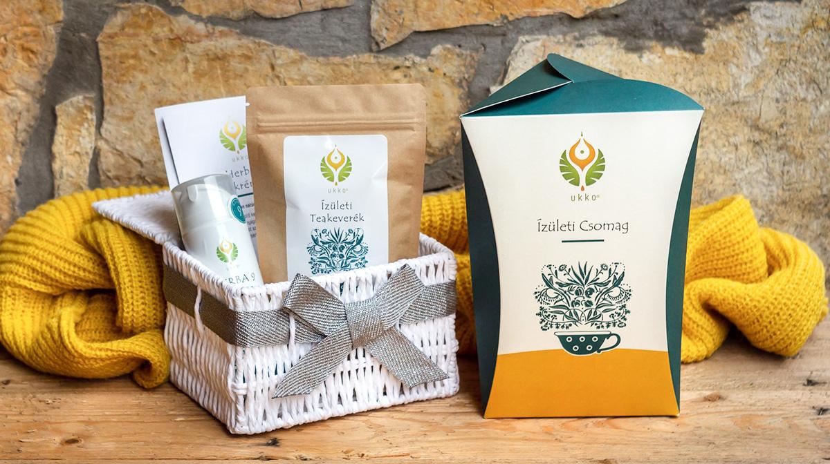 UKKO Ízületi Tea és Herba9 ízületi krém akciós csomagban