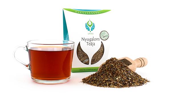 A tea segít megőrizni testi-lelki frissességünket, a levendula feszültségcsökkentő, a komló szorongásoldó és a rooibos alvássegítő hatásával.