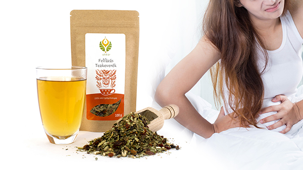 Felfázás tünetei gyötrik, ez a kellemes ízű teakeverék segíthet azok enyhítésén