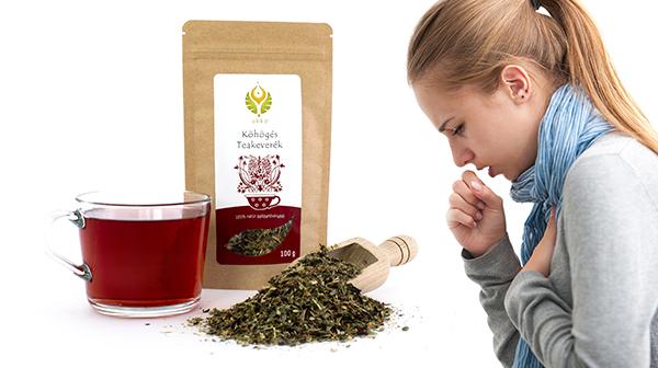 A Köhögés tea segíti a váladékok eltávolítását, és az azok keletkezéséért felelős okok megszüntetéséhez is hozzájárulhat.