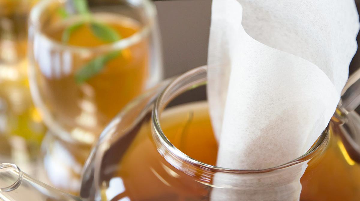 Klórmentes papír teafilter a #MaradjOtthon teacsomagban