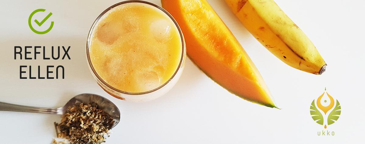 Reflux diéta recept: Reflux-űző Szuperturmix